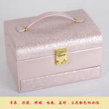 Jual Putri Bergaya Eropa Bahan Kayu Ada Kunci Kotak Penyimpanan Kotak Perhiasan Oem Di Tiongkok