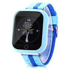 Q750 GPS Anak Cerdas Smartwatch Telepon Jam Tangan Pintar Pedometer-Intl