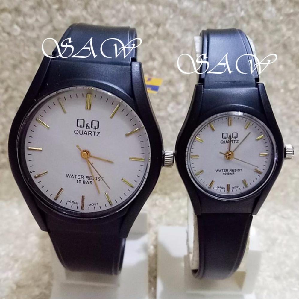 Jam Tangan Quartz Analog Tali Kain Untuk Wanita3 Daftar Harga Alba Wanita Ah7e37x1 Silverrosegold Stainless Steel