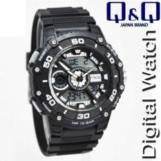 Q&Q Digital - Jam Tangan Sport - Strap Resin - DE10J501Y