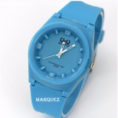 Q&Q Jam Tangan Wanita - Pria Full Limited Analog Watch - Full Rubber - QQ 1705 AF