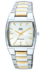 Spesifikasi Q Q Watch Jam Tangan Pria Silver Stainless Steel Q138 401Y Lengkap
