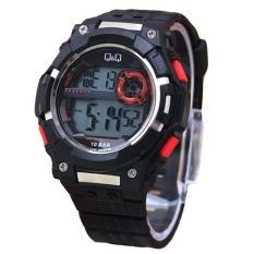 Beli Q Q Watch Sport Pria M127 Br Online Terpercaya