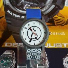 Harga Q Q Watch Jam Tangan Wanita Rubber Strap Vp34J016 Ds Branded