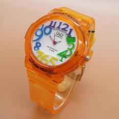 Jual Q Q Watch Qq1905 Jam Tangan Sport Anak Tali Karet Multicolour Q Q Branded