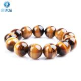 Beli Quanbingshi 5A Alami Kuning Tiger Eye Gelang Online