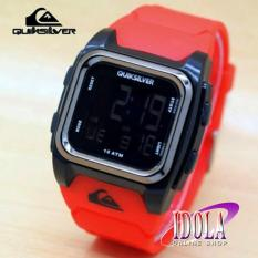 QuikSilver - Jam Tangan Sport - QS3169 Sport Rubber Strap - Jam Tangan Untuk Pria Dan Wanita - Jam Tangan Digital - Rubber Strap