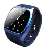 Jual Beli R Watch Bluetooth M26 Sms Anti Hilang 1 4 Ponsel Mate Untuk Android Biru