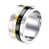 Beli R014 A 8 Fashion Cincin Baja Titanium Tgr014 A 7 Intl Murah Di Tiongkok