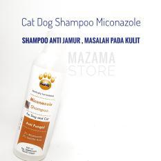RAID-ALL Medically Formulated Cat Dog Shampoo Miconazole / Cat Dog Shampoo  Anti Jamur / Shampoo Kucing Anjing Anti Bakteri / Kucing Anjing Sampo Anti Iritasi / Persediaan Keperluan Hewan  / Cat Dog Shampoo Untuk Kulit / Cat Dog Shampoo Anti Fungal