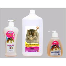 Jual Raid All Sanitiser Fleas And Mites Shampo Kucing Anti Kutu 250 Ml Universal
