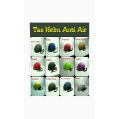 Raincoat Sarung Helm,Jas Hujan Helm,Tas Helm Anti Air Cover Helm Motor