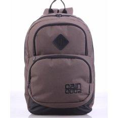 Harga Raindoz Backpack Tas Ransel Dinier Rdn 002 Coklat Di Jawa Barat