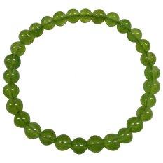Spesifikasi Raja Gelang Batu Green Serpentine 6Mm Aaa Hijau Yg Baik