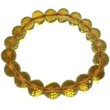 Top 10 Raja Gelang Batu Natural Citrine Cutting Yellow 10Mm Aaa Online