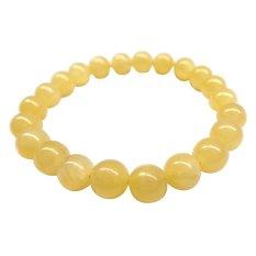 Harga Raja Gelang Batu Natural Jade Kuning Aaa 6Mm Raja Gelang Terbaik
