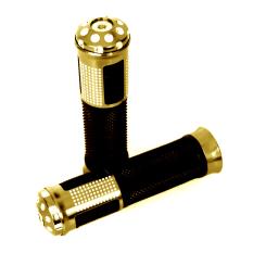 Spesifikasi Rajamotor Handgrip Set Bintik Ring Jalu Almunium Titanium Dan Harganya