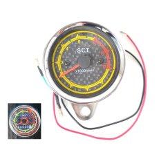 Spesifikasi Raja Motor Scarlet Rpm Sc8126 Techometer Led Lengkap