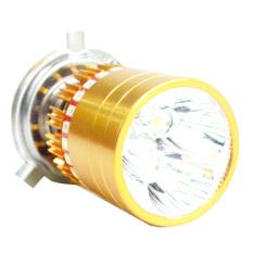 Beli Barang Rajamotor Lampu Depan Led H4 12V 35W Titik Lampu Bohlam Depan Dan Samping Super White Online