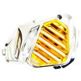Harga Rajamotor Tutup Radiator Honda Vario 125 Injeksi Gold Chrome Rajamotor Terbaik