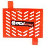 Harga Rajamotor Tutup Radiator Yamaha Mx King Plat Tebal Merah Online