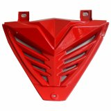 Dapatkan Segera Rajamotor Dek Mesin Kawasaki Ninja 250Fi V Grill Merah