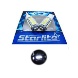 Jual Rajamotor Endless Lite Starlite Lampu Sen Led Colok T10 13 Chip Putih Indonesia Murah