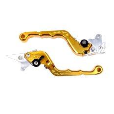 Jual Rajamotor Handle Honda Vario Beat Stel Lipat Cnc Model Bikers Gold Rajamotor Branded