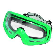 RajaMotor Kacamata Cross (Goggles) Model Fox Clear - Hijau