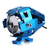 Harga Rajamotor Lampu Led Projector Transformer U5 Universal Biru Baru
