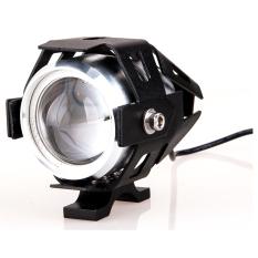 Beli Rajamotor Lampu Led Projector Transformer Universal U7 Dengan Angel Eye Hitam Rajamotor Murah