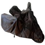 Spesifikasi Rajamotor Kemul Cover Motor Ukuran M Hitam Merk Rajamotor