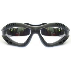 Tips Beli Rajamotor Kacamata Goggles Retro Kaca Bening Hitam Yang Bagus