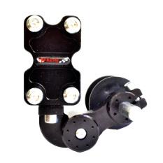 RajaMotor SCT Stabilizer Rantai Motor Bebek Almunium CNC Stel Model SCT 622 - Hitam - Aksesoris Mot