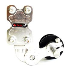 Jual Rajamotor Sct Stabilizer Rantai Motor Bebek Almunium Cnc Stel Model Sct 622 Silver Di Bawah Harga