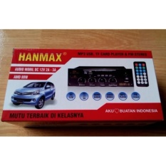 Toko Rakitan Kit Usb Mp3 Fm Tape Mobil Amplifier Stereo Online Di Jawa Barat