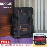 Jual Ransel Fhasion Laptop Distro Premium 15Inci Free Waistbag Coolbag Online