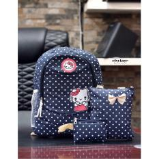 Review Ransel Hello Kitty 3 In 1 Gisael