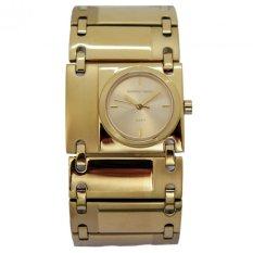 Harga Raymond Daniel Jam Tangan Pria Rd 041 L Wanita All Stainless Steel Gold Anti Air Seken