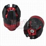 Beli Rdr Cover Tutup Jalu Bandul As Roda Depan Aerox 1505 Merah Lengkap
