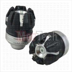 RDR Cover - Tutup - Jalu - Bandul as roda depan Shogun SP 1505 Silver