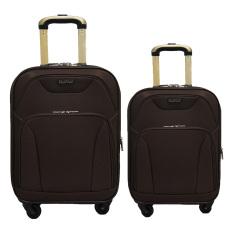 Spesifikasi Real Polo Tas Koper Softcase Set Expandable 4 Roda 590 18 22 Coklat Gratis Pengiriman Jabodetabek Paling Bagus