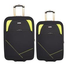 Spesifikasi Real Polo Tas Koper Set Softcase Expandable 2 Roda 585 20 24 Inch Hitam Gratis Pengiriman Jabodetabek Terbaru