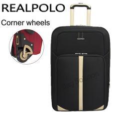 Spesifikasi Real Polo Tas Koper Softcase Expandable 2 Roda 540 20 Hitam Beserta Harganya