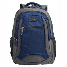 Spesifikasi Real Polo Tas Pria Tas Wanita Ransel Kasual 6294 Biru Tua Terbaik