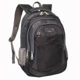 Real Polo Tas Ransel Kasual Tas Pria Tas Wanita 6367 Backpack Daypack Hitam Real Polo Diskon 50