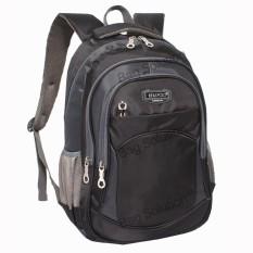 Beli Real Polo Tas Ransel Kasual Tas Pria Tas Wanita 6367 Backpack Daypack Hitam Real Polo Dengan Harga Terjangkau