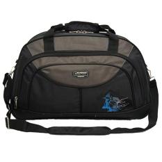Beli Real Polo Travel Bag Duffle Bag Tas Pria Tas Wanita Tas Pakaian Multi Fungsi Tas Jinjing Dan Tas Selempang 6301 Hitam Yang Bagus