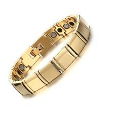 Harga Real Tungsten Gelang Pria Sehat Terapi Magnetik Perhiasan Top Kualitas Intl Murah