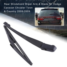 Diskon Belakang Lengan Wiper Kaca Blade For Dodge Caravan Chrysler Town Country 08 09 68078306Aa Intl